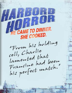 About Harbord Horror graphic