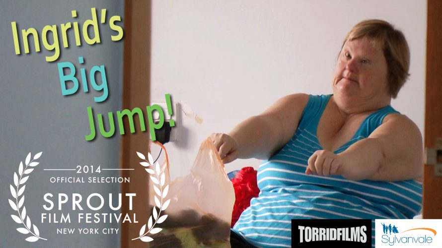 Ingrid's Big Jump! Selected to screen in NY