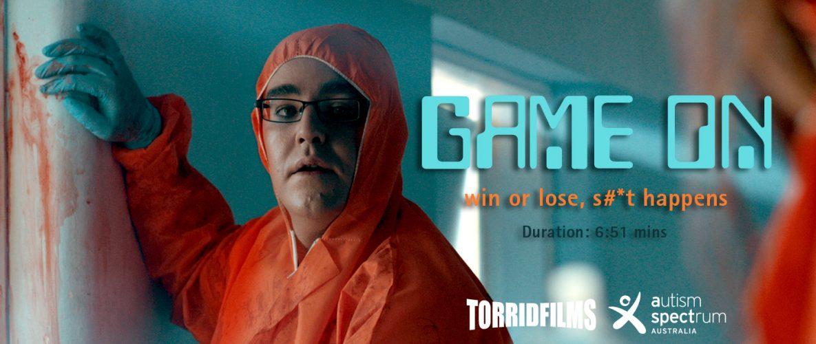 Game On Web Promo Image