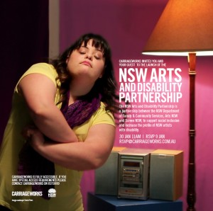 Professional Screen Development – NSW Arts and Disability Partnership