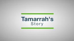 Tamarrah's Story